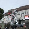 日記・ガンプラ 実物大ユニコーンガンダム立像見に行ってきました