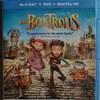 ムーミントロールとボックストロールス  THE BOXTROLLS!