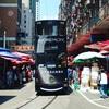 【香港:北角】 迫りくるカオス~(笑)! 春秧街市場を突っ切るトラムは香港ならではの景色を愉しめる必見の観光スポットです^^
