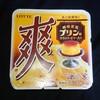 爽 純喫茶風プリン味!カスタードプリンの味と爽の氷感の美味しさが堪らないアイス商品