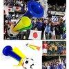 新たな応援グッズ?ブブゼラ(Vuvuzela)が人気みたいです