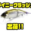 【DRT】毎回即完の人気ビッグベイト「タイニークラッシュ」出荷!