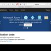 .NET Core で開発する環境を MacBook Pro に構築
