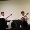 毛塚功一&永島志基 ギタージョイントコンサート