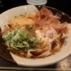 ころきしめんが食べたかった  @名古屋駅  住よし