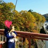 北海道の夕張は紅葉が綺麗でした🍁滝の上公園と夕張道の駅メロードへ犬を連れて行ってきました!