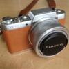 ミラーレス一眼カメラ(LUMIX DMC-GF7)を購入したので開封レビューします!