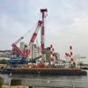 【お台場散策】新客船ターミナル基礎工事中&宗谷