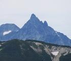 北アルプス 餓鬼岳 日帰り登山!孤高な頂から絶景の眺め