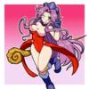 らくがき聖剣伝説3。アルテナの王女さま。