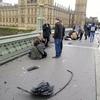 ロンドン中心部でテロ、5人死亡…負傷40人に