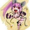 子・・ネズミ年だから、そういう沙耶NEOさん描いてみた。