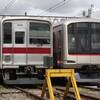 東武9050系、東急線入線