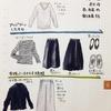 秋服の買い物計画メモ公開。アイテムを3分類しておけば無駄買いを防げる。