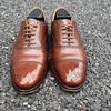 【クロケット&ジョーンズをフルメンテ!】Crockett&Jones shoe shine!! 動画付き