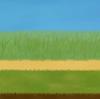 2Dゲーム用のアセット作り・地面と草