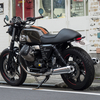 Motoguzzi V7 STONE Caferacer G-LADDER Special (THANK YOU SOLD OUT!!)