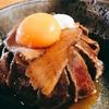 ローストビーフ桜島丼のやまざきの焼肉