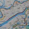 大阪市自転車道マップ