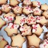 星型クッキーサンド