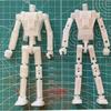 ロボット骨格をPETGフィラメントで出力してみた