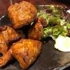 新橋 和酒バル廻 fried chicken