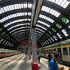 ベネチアからミラノへローカル列車の旅です