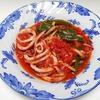 炒めるだけなのに本格的なイカのトマト煮
