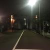 明治の鉄橋が一部使われる深夜の南高橋を散策