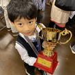 30年以上の伝統がある「eisu 文芸カップ」の英語コンテストで、またも!DWEキッズが金賞を受賞しました!