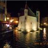 フランス パリ発個人旅行 アヌシー観光+Lyon周遊 行き方・行程表・地図付