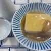 あんかけ豆腐、かぶのつゆ