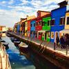 水上バス「ヴァポレット」でベネチア離島観光
