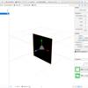 iOS で SceneKit を試す(Swift 3) その25 - ビルトインジオメトリ SCNPlane(平面)
