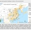 【H7N9鳥インフル】 遼寧省の動物園で、高病原性H7N9が発生