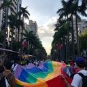 LGBT台湾彼女と中国語