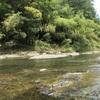 【青野原オートキャンプ場】で初めてマイテントを張るデイキャンプ。川遊びもできて最高だった