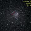 M83似 NGC6946 ケフェウス座 銀河に超新星