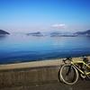 江田島ライド【自転車初乗り】