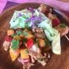 豚肉とパイナップルのピーナッツソース炒めのレシピ(エスニック料理)