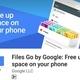 Google謹製ファイル管理アプリ『Files Go』はAndroidユーザーのマストアプリ