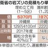 <税を追う>辺野古埋め立て見積もり 土砂単価、護岸用の3倍 - 東京新聞(2019年2月19日)