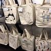 polkapolkaグラフィックトートバッグの販売数が3000本突破しました。