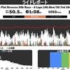 Zwift - 3R Volcano Flat Reverse 50k Race - 4 Laps (48.8km/30.7mi 184m) (A)