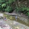 【2019年8月】那須・ナラ入沢渓流釣りキャンプ場