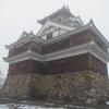 福知山城の石垣にギョッとしたこと