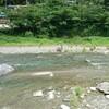 雨上がり水窪川