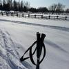 雪遊び/歩くスキー/昼ローラー
