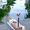 隅田公園の魚釣り場(東京都墨田)