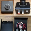 サブウーファーの音量を手元で調節できるように FOSTEX のボリューム・コントローラー「PC-1e」を入れてみました